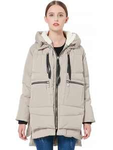 Orolay Women's Thickened Down Jacket YRF092