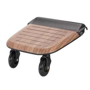 Evenflo Stroller Stand and Ride Rider Board Accessory Attachment Only, Wood