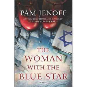 The Woman with the Blue Star - by Pam Jenoff (Paperback)