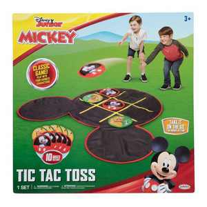 Disney Mickey Mouse Tic Tac Toe Toss