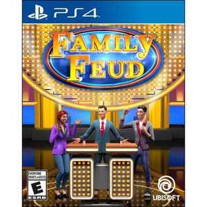 Family Feud - PlayStation 4