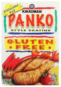 Kikkoman Coating Bread Crumbs Panko Style, 8 Oz