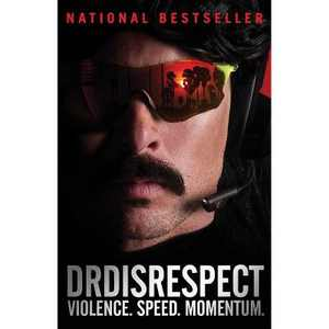 Violence. Speed. Momentum. - by Disrespect (Hardcover)