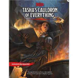 Tasha's Cauldron of Everything (D&d Rules Expansion) (Dungeons & Dragons) - (Hardcover)