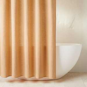 Chambray Shower Curtain - Casaluna