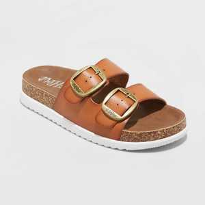 Women's Mad Love Genna Platform Footbed Sandals