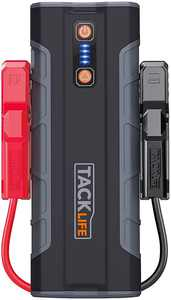 TACKLIFE Jump Starter 1000A Peak 20000mAh 12V Car Jumper Balck   T8 MAX