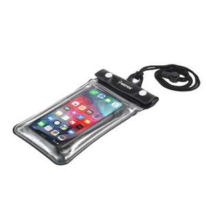 """Insten Universal Floating IPX8 Waterproof Phone Dry Bag Pouch Case For iPhone & All Smartphones Up to 6.8"""" x 3.5"""""""