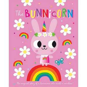 The Bunnicorn (Oversized Book) - Target Exclusive Edition by Rosie Greening (Hardcover)