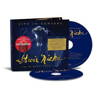 Stevie Nicks - Live in Concert: The 24 Karat Gold Tour (Target Exclusive, CD)