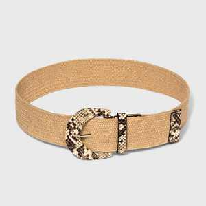 Women's Snake Stretch Belt - A New Day