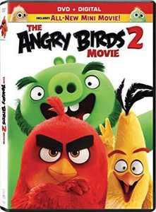 The Angry Birds Movie 2 (DVD)
