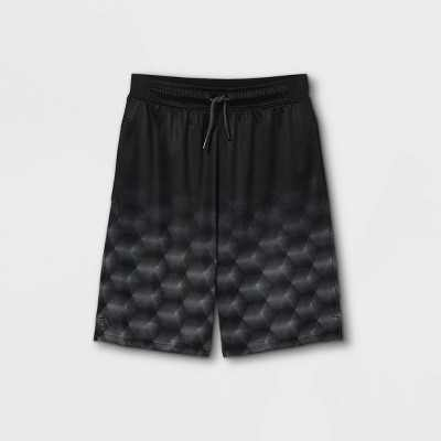 Boys' Geometric Ombre Performance Shorts - All in Motion