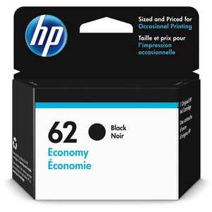 HP Inc. HP 62 Black Economy Ink Cartridge (1VV43AN)