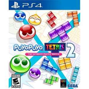 Puyo Puyo Tetris 2 - PlayStation 4