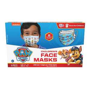 Just Play Paw Patrol Kid's Face Mask -14pc