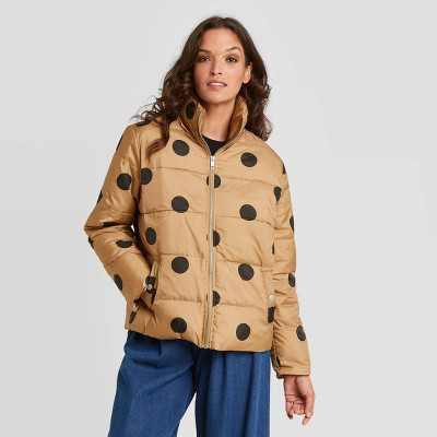 Women's Puffer Jacket - Who What Wear