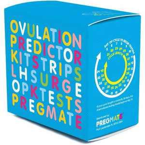 Pregmate Ovulation Test Strips - 100ct
