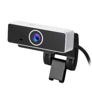 Dartwood Full HD 1080p USB Webcam with Built-in Microphone for Conferences and Presentations