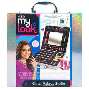 My Look Glitter Makeup Studio by Cra-Z-Art