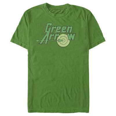 Men's Justice League Classic Arrow Logo T-Shirt