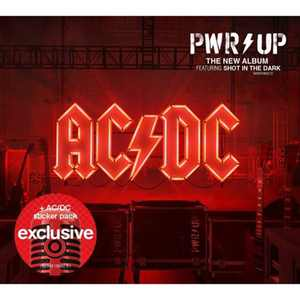 AC/DC - Pwr Up (Target Exclusive, CD)