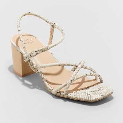 Women's Bella Heels - A New Day