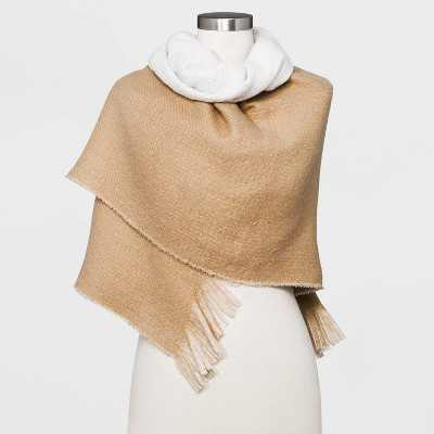 Women's Blanket Scarf - A New Day
