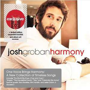 Josh Groban- Harmony (Target Exclusive, CD)