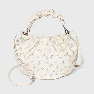 Cinched Closure Crossbody Bag - Wild Fable
