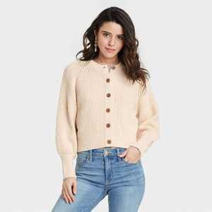 Women's Button-Down Cardigan - Universal Thread