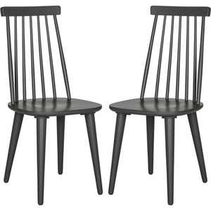 Burris Spindle Side Chair (Set of 2)  - Safavieh