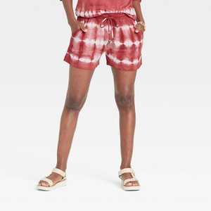 Women's Lounge Shorts - Knox Rose