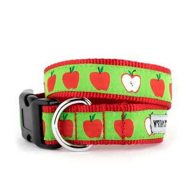 The Worthy Dog Apples Dog Collar
