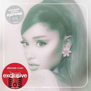 Ariana Grande - Positions (Cover 1) (Target Exclusive, CD)