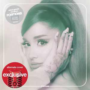 Ariana Grande - Positions (Cover 2) (Target Exclusive, CD)