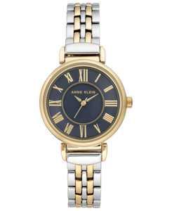 Women's Two-Tone Bracelet Watch 30mm