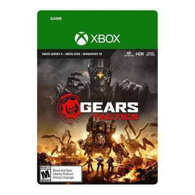 Gears Tactics - Xbox Series X S/Xbox One (Digital)