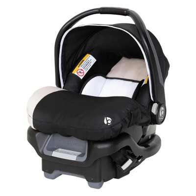 Baby Trend Ally 35 Unisex Newborn Baby Infant Car Seat Carrier Travel System with Extra Cozy Cover for Babies Up to 35 Pounds, Modern Khaki
