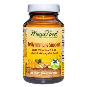 MegaFood Everyday Immune Support Supplement - 30ct