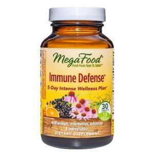 MegaFood Immune Defense Supplement - 30ct