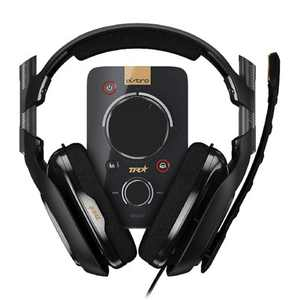 ASTRO Gaming A40 TR Headset + MixAmp Pro TR for PlayStation 4 - Manufactured Refurbished
