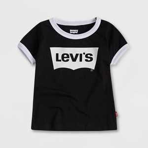Levi's Toddler Girls' Short Sleeve Graphic T-Shirt
