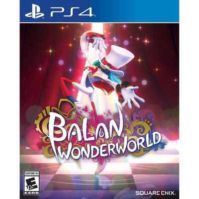 Balan Wonderworld - PlayStation 4