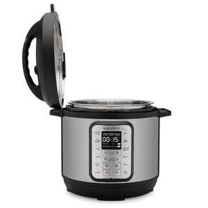 Instant Pot Duo Plus 8 qt 9-in-1 Electric Pressure Cooker