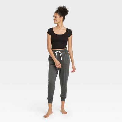 Women's Lounge Cropped T-Shirt - Colsie