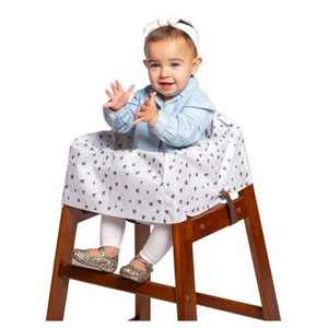 J.L. Childress Disposable Restaurant High Chair Cover
