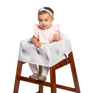 Disney Baby by J.L. Childress Disposable Restaurant High Chair Cover - 12pk