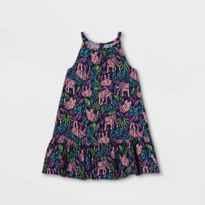 Toddler Girls' Sleeveless Dress - Cat & Jack