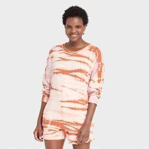 Women's Sweatshirt - Knox Rose Orange